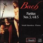 Bach: Partitas Nos. 3, 4 & 6