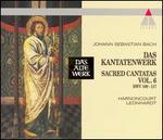 Bach: Sacred Cantatas, Vol. 6 - BWV 100-117