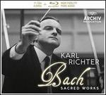 Bach: Sacred Works [11CD/4DVD/Blu-Ray Audio]