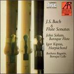 Bach: Six Flute Sonatas