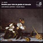 Bach: Sonatas for Viola De Gamba & Harpsichord