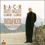 Bach: Suite inglesi N. 4 & 6, BWV 809 & 811