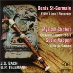 Bach, Telemann: Sonatas and Fantasies