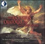 Bach: The Ascension Oratorio & 2 Festive Cantatas