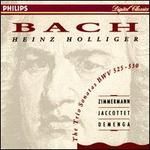 Bach: The Trio Sonatas BWV 825-830