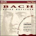 Bach: The Trio Sonatas BWV 825-830