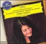 Bach: Toccata BWV 911; Partita BWV 826; English Suite No. 2 BWV 807