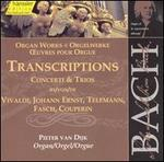 Bach: Transcriptions of Concerti & Trios