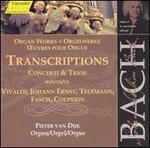 Bach: Transcriptions of Concerti & Trios