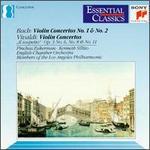 """Bach: Violin Concertos No. 1 & No. 2; Vivaldi: Violin Concertos """"Il Sospetto"""" Op. 3 No. 6, No. 8 & No. 11"""