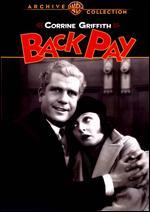 Back Pay - William Seiter