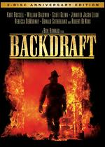 Backdraft [Anniversary Edition] [2 Discs] - Ron Howard