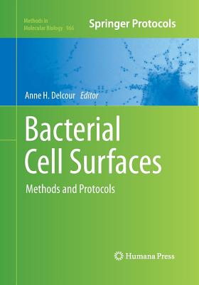 Bacterial Cell Surfaces: Methods and Protocols - Delcour, Anne H (Editor)