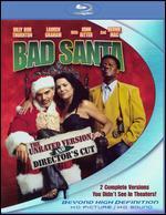 Bad Santa [Director's Cut] [Unrated] [Blu-ray]