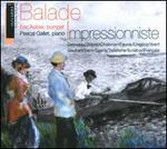 Balade Impressionniste - Eric Aubier (trumpet); Pascal Gallet (piano)