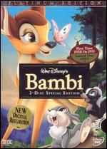 Bambi [Special Edition] [2 Discs] - Bill Roberts; David Hand; Graham Heid; James Algar; Norman Wright; Paul Satterfield; Perce Pearce; Samuel Armstrong