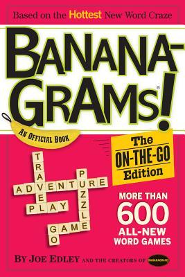 Bananagrams: the on the Go Edition - Edley, Joe