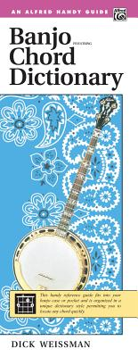 Banjo Chord Dictionary: Handy Guide - Weissman, Dick