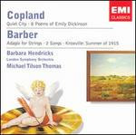 Barbara Hendricks Sings Copland & Barber