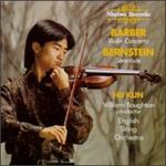 Barber/Bernstein: Violin Concerto, Serenade