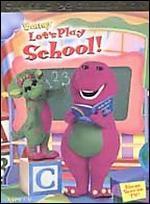 Barney: Let's Play School -