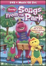 Barney: Songs from the Park [DVD/CD]