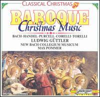 Baroque Christmas Music - Various Artists