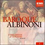Baroque, Volume 1: Albinoni Concertos & Sonatas