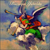 Baroque Yuletide - Gottfried Bach (organ); René Jacobs (contralto); Roel Dieltiens (cello); Rosemarie Hofmann (soprano)