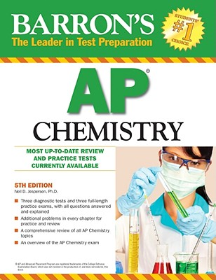 Barron's AP Chemistry - Jespersen, Neil