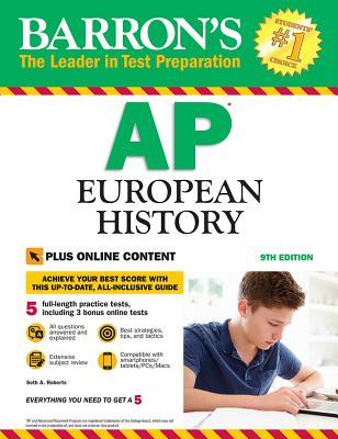 Barron's AP European History - Roberts