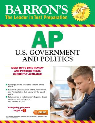 Barron's AP U.S. Government and Politics - Lader, Curt
