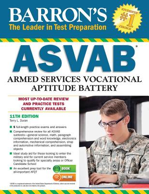 Barron's ASVAB, 11th Edition - Duran, Terry, and Marrs, Texe W.