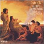 Bart�k: 44 Duos for two violins