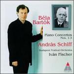 Bart�k: Piano Concertos Nos. 1-3