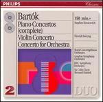 Bartók: Piano Concertos; Violin Concerto No. 2; Concerto for Orchestra