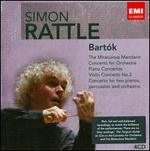 Bartók: The Miraculous Mandarin; Concerto for Orchestra; Piano Concertos; Violin Concertos; Concerto for Two Pianos,