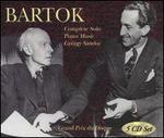 Bartok: Complete Solo Piano Music