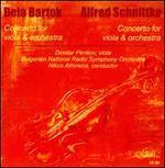 Bartok, Schnittke: Viola Concertos