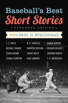 Baseball's Best Short Stories - Staudohar, Paul D (Editor)