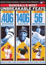 Baseball's Most Unbreakable Feats -