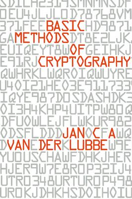 Basic Methods of Cryptography - Van Der Lubbe, C A