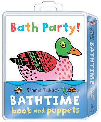 Bath Time Gift Set - Taback, Simms