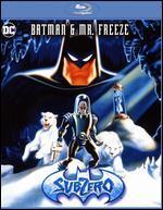 Batman and Mr. Freeze: Subzero [Blu-ray]