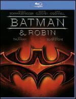 Batman and Robin [With Green Lantern Movie Cash] [Blu-ray]
