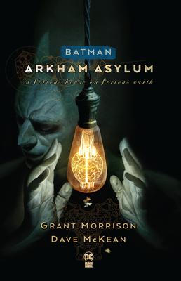 Batman: Arkham Asylum New Edition - Morrison, Grant