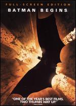 Batman Begins [P&S] - Christopher Nolan