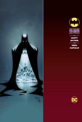 Batman by Scott Snyder & Greg Capullo Box Set 3 - Snyder, Scott