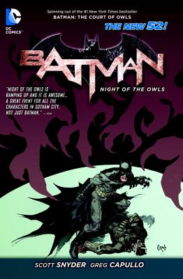 Batman Night Of The Owls (The New 52) - Snyder, Scott