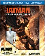 Batman: The Dark Knight Returns Part 2 [Blu-ray] [UltraViolet] [Includes Digital Copy]